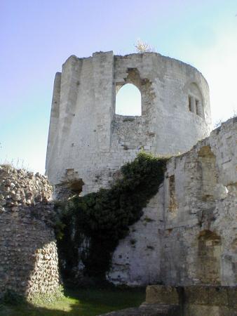 chateau gaillard les andelys france